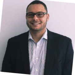 Picture of Chris Nashed, Director of Inside Sales