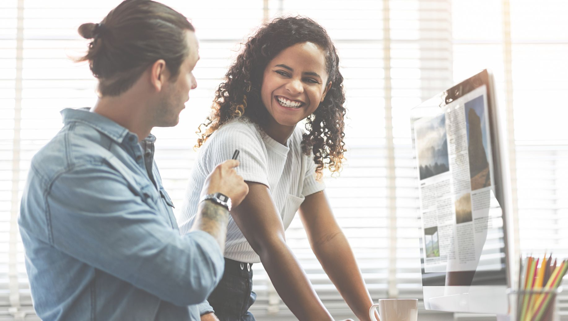 Positivity In The Workplace: Setting The Tone For Success