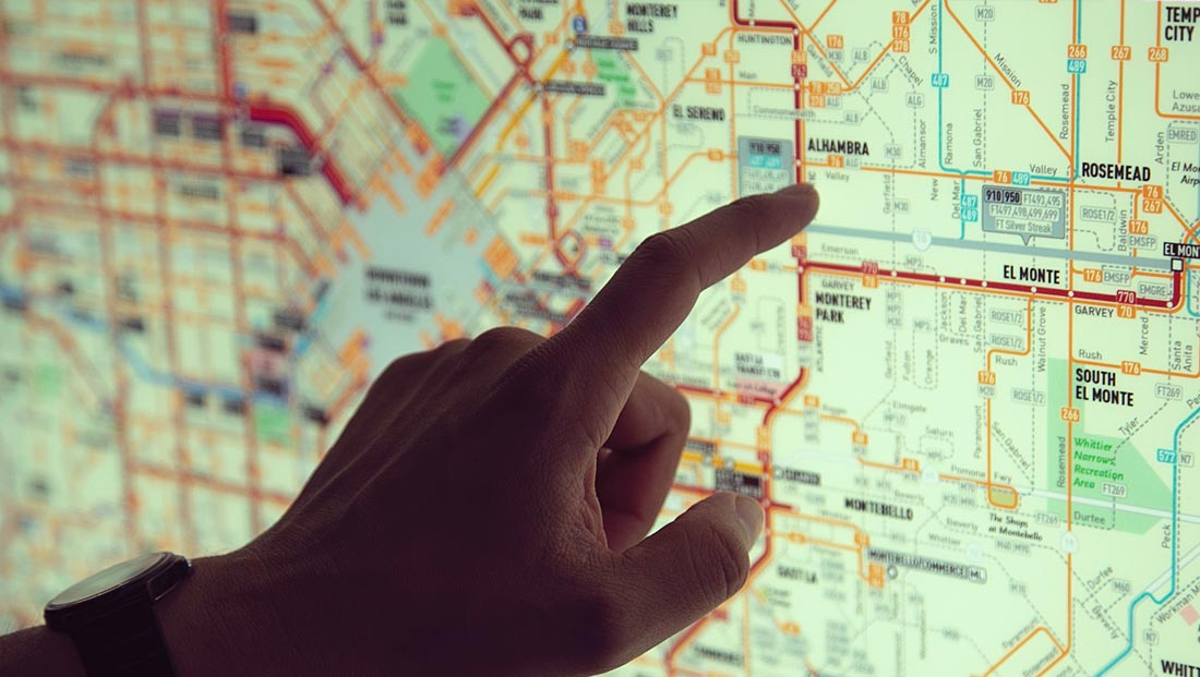 Map Out Your Clients - A Different View of Your Agency